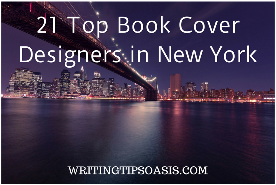 book cover designers in new york