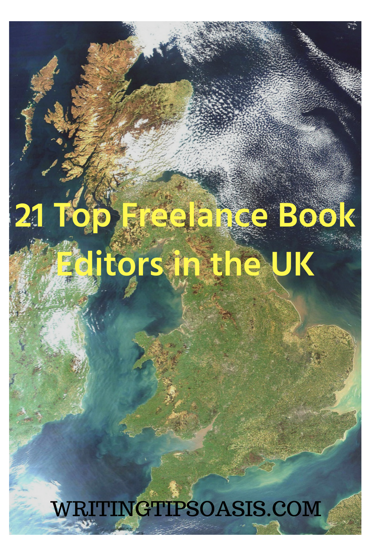 book editors in the uk