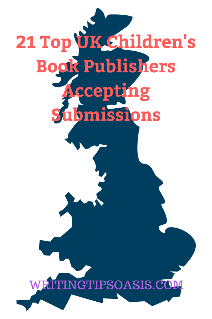 21 Top UK Children's Book Publishers Accepting Submissions - Writing
