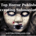 21 Top Horror Publishers Accepting Submissions