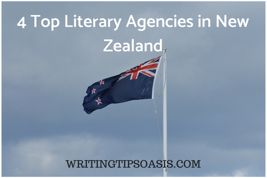literary agencies in new zealand