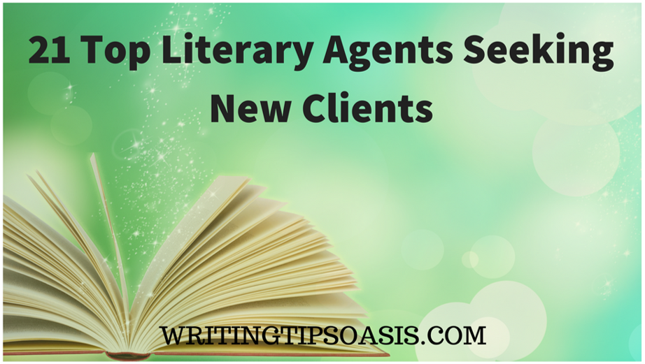 literary agents seeking new clients