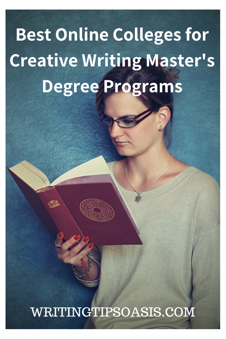 online colleges for creative writing