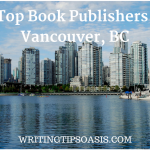 6 Top Book Publishers in Vancouver, BC