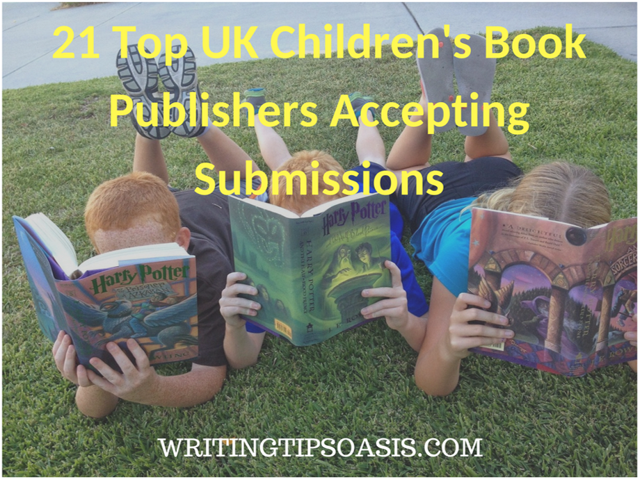children's book publishers accepting submissions