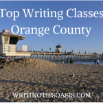 writing classes in orange county