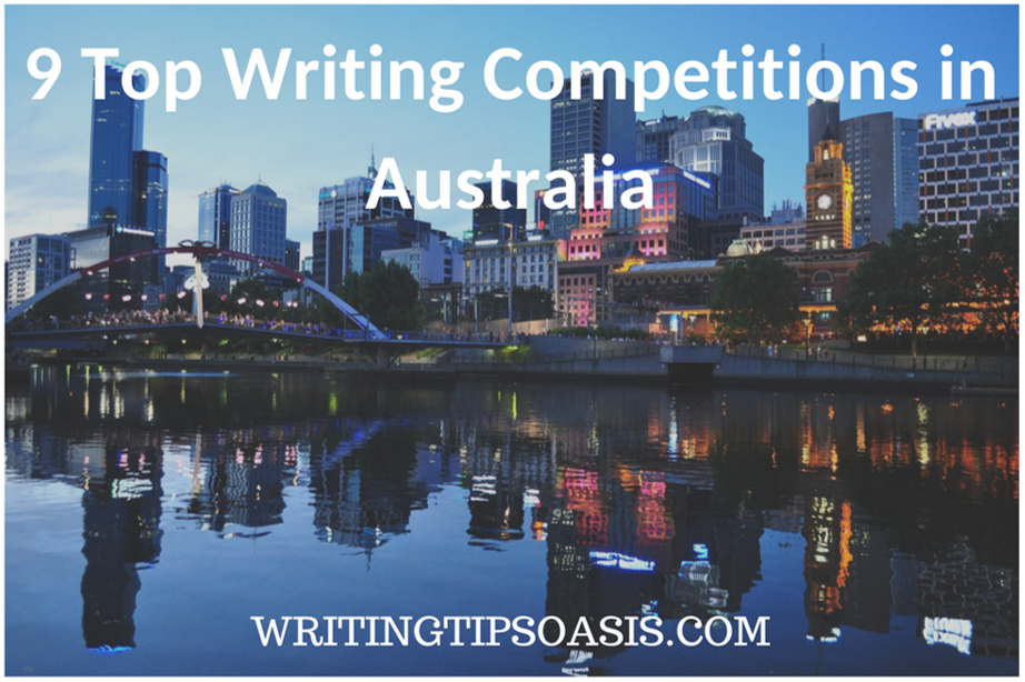 writing competitions in australia