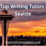 7 Top Writing Tutors in Seattle
