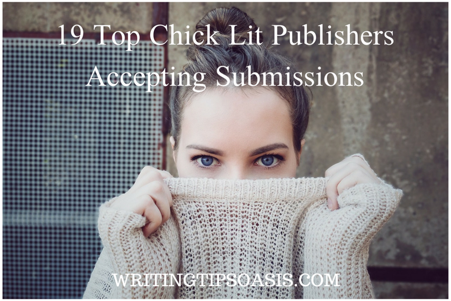 chick lit publishers accepting submissions
