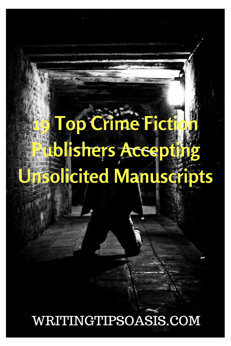 crime fiction publishers accepting submissions