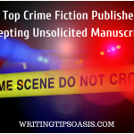 19 Top Crime Fiction Publishers Accepting Unsolicited Manuscripts