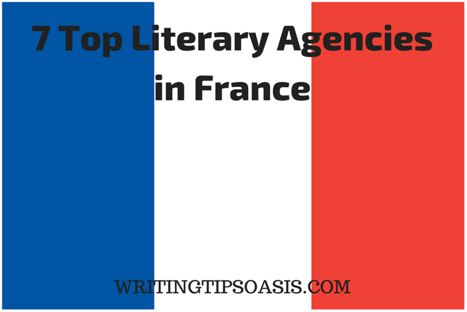 literary agencies in france