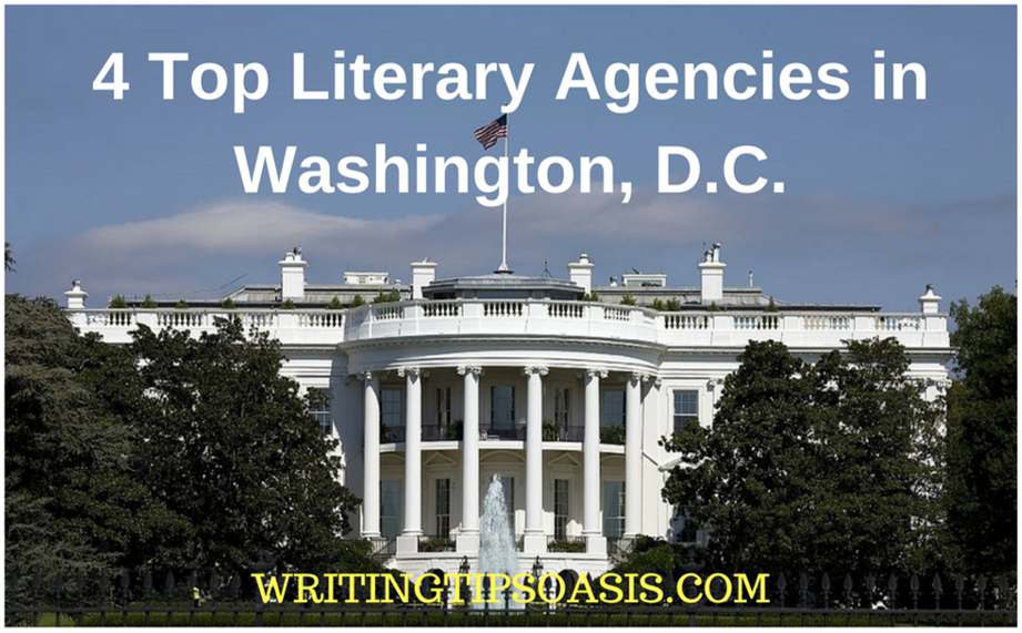 literary agencies in washington, d.c.