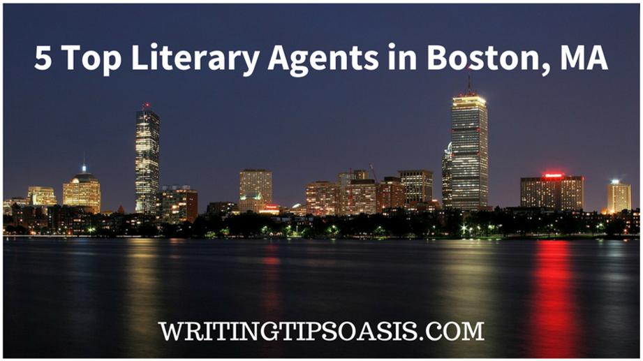 literary agents in boston, ma