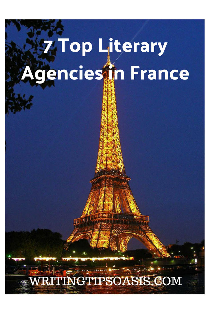 literary agents in france