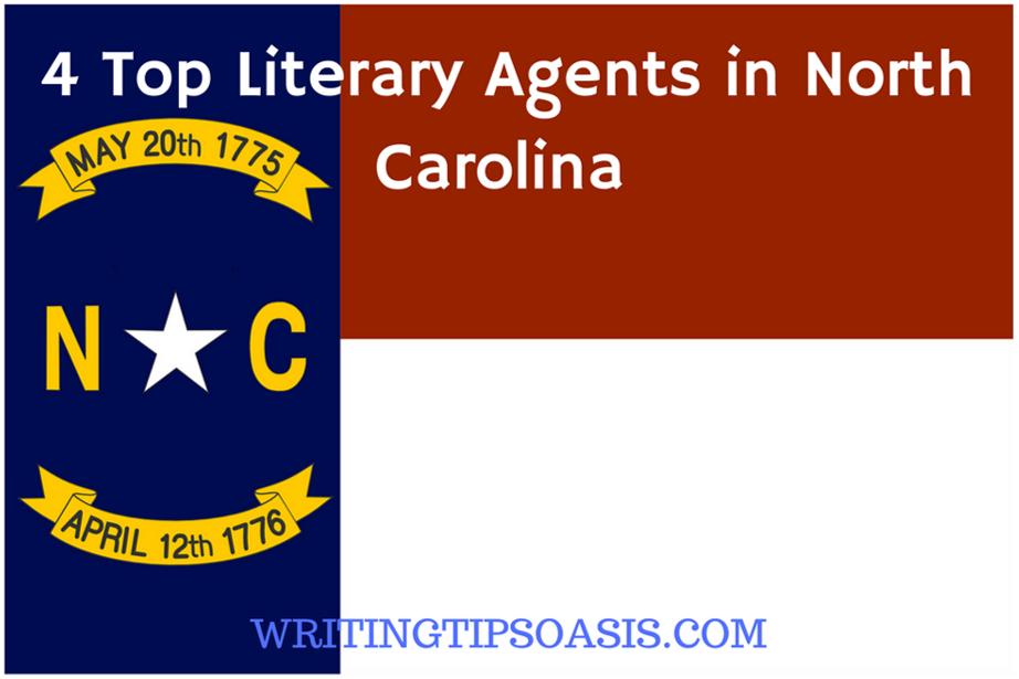 literary agents in north carolina