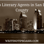 5 Top Literary Agents in San Diego County