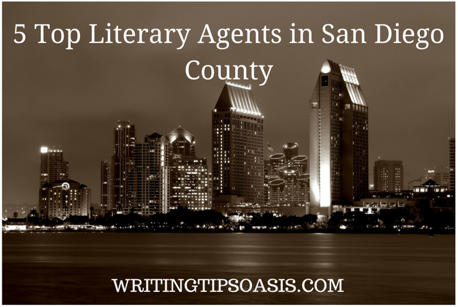 literary agents in san diego county