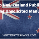 21 Top New Zealand Publishers Accepting Unsolicited Manuscripts