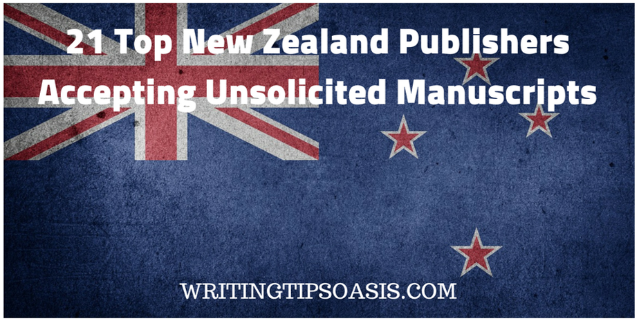 new zealand publishers accepting unsolicited manuscripts