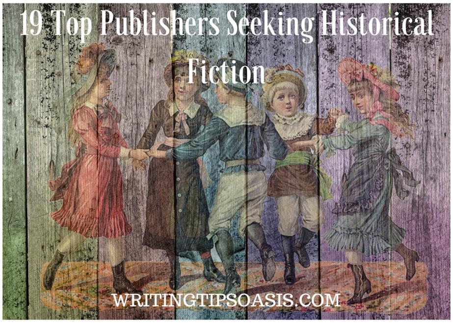 publishers seeking historical fiction