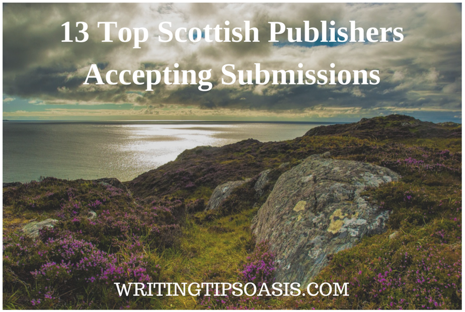 scottish publishers accepting submissions