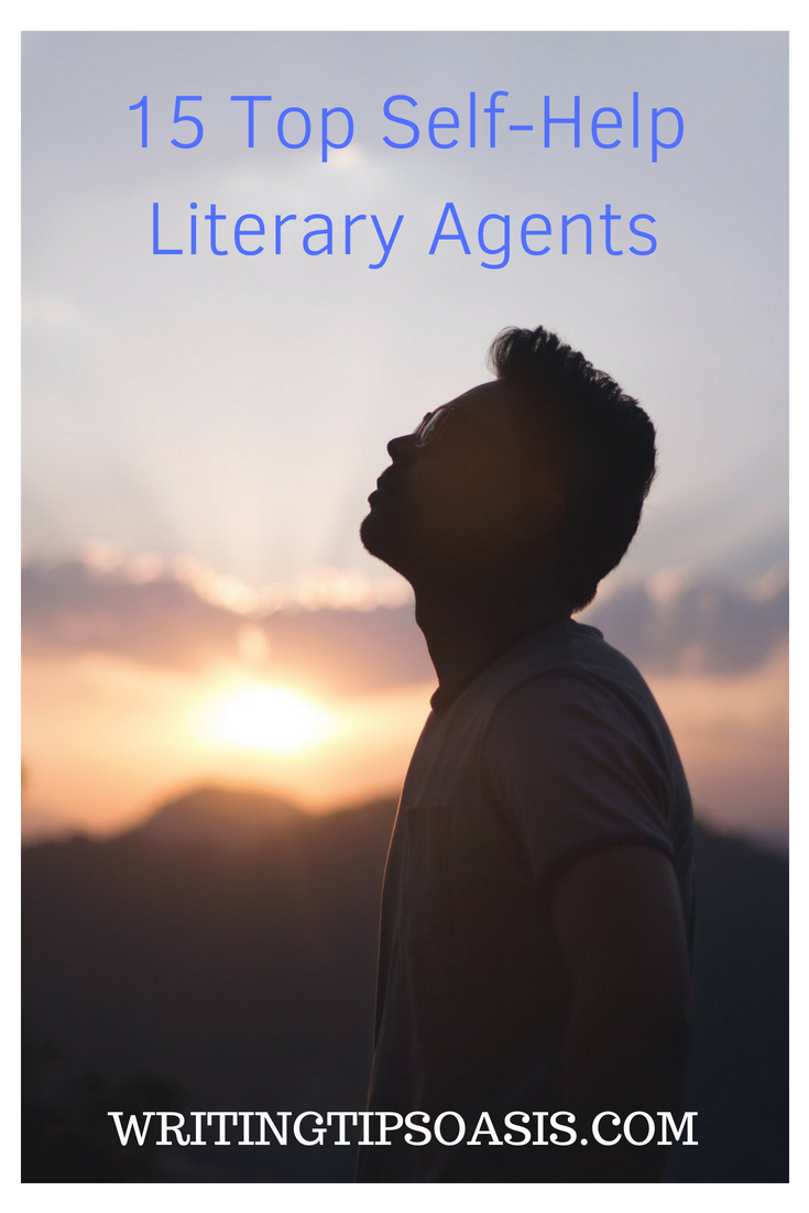 self help literary agents