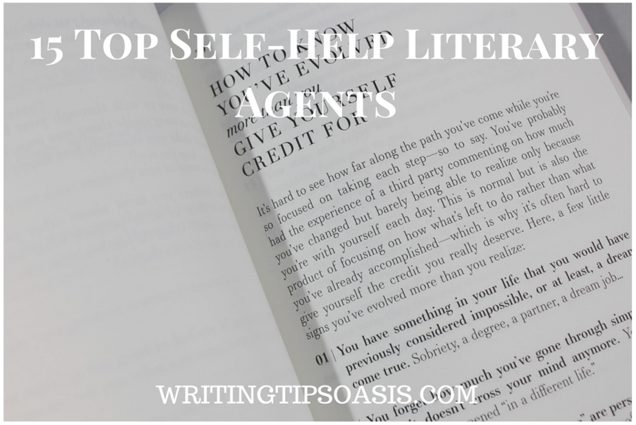 self-help literary agents