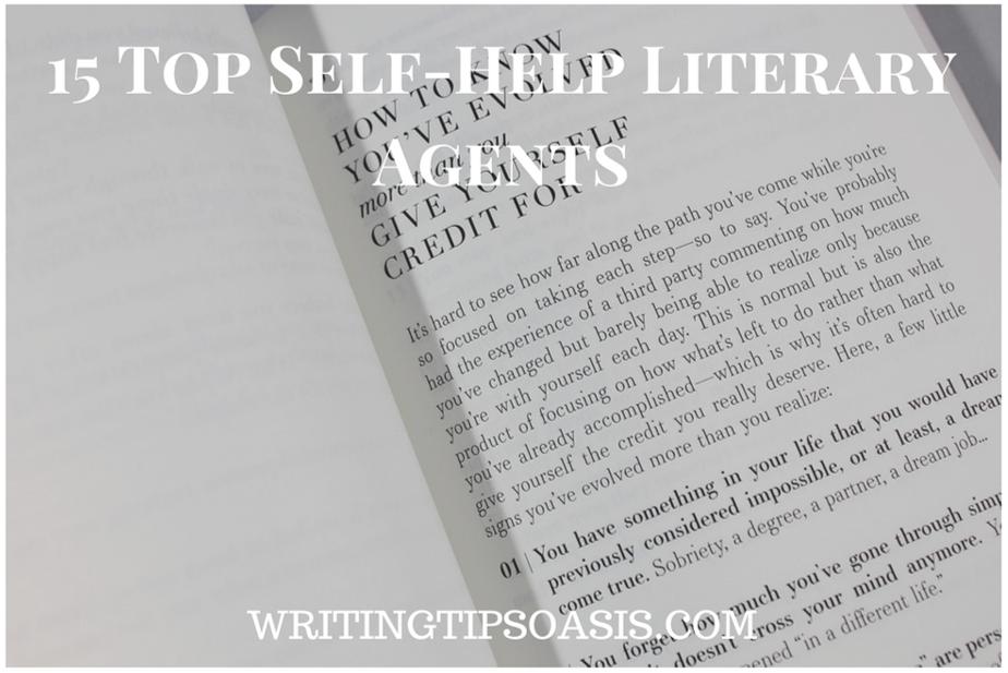 self-help literary agents