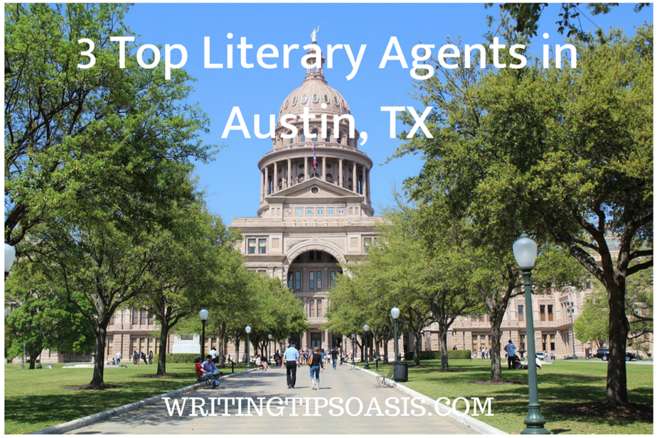 top literary agents in austin, tx