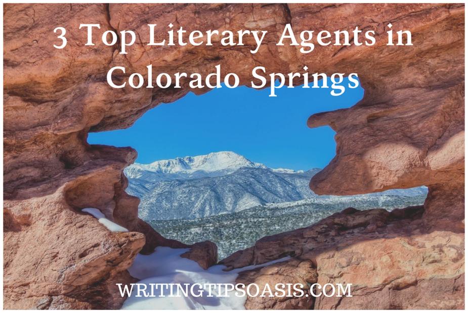 top literary agents in colorado springs