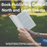4 Book Publishing Companies in North and South Dakota