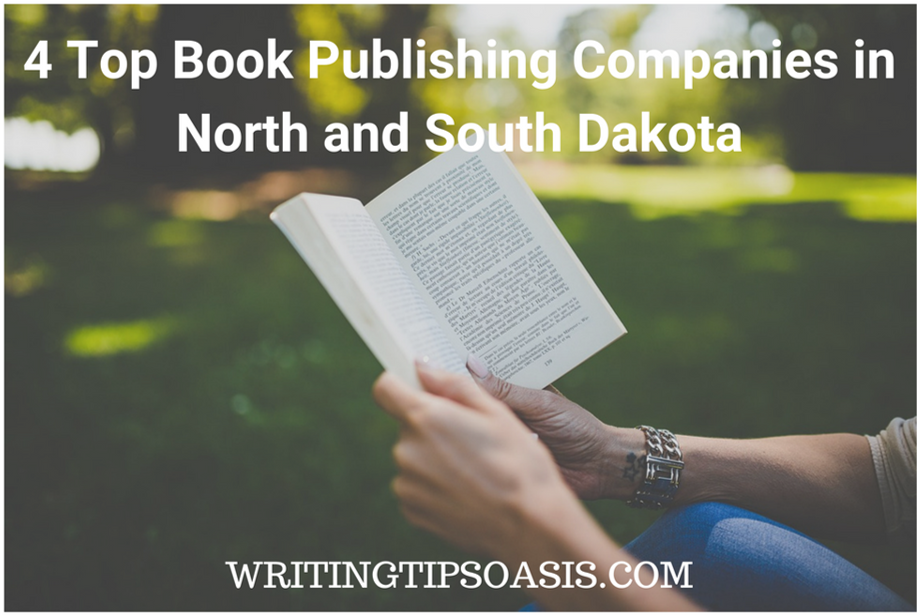 book publishing companies in north and south dakota