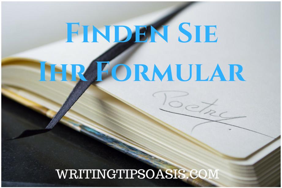 Wie Schreibe Ich Gedichte Ein Leitfaden Für Anfänger