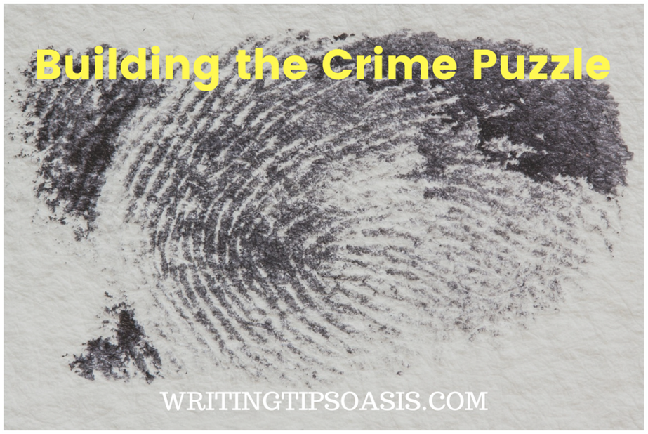 how to write a crime story