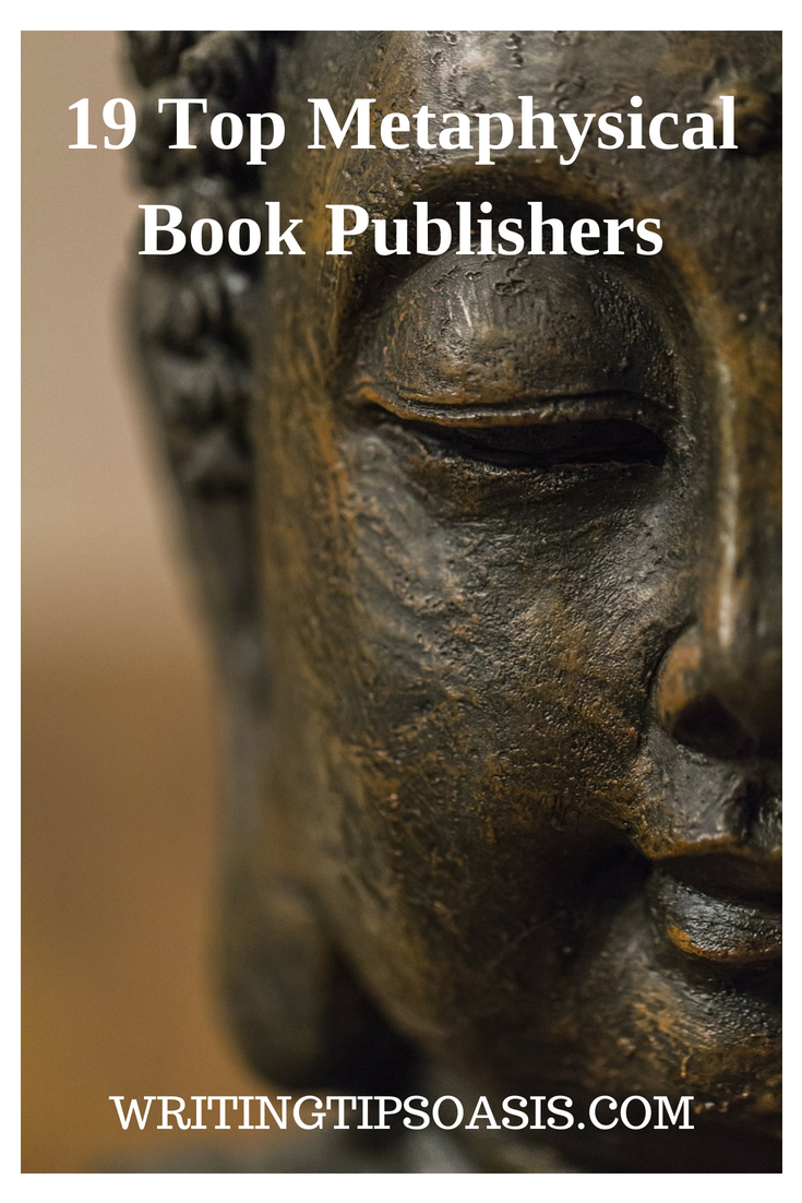 metaphysical book publishing companies