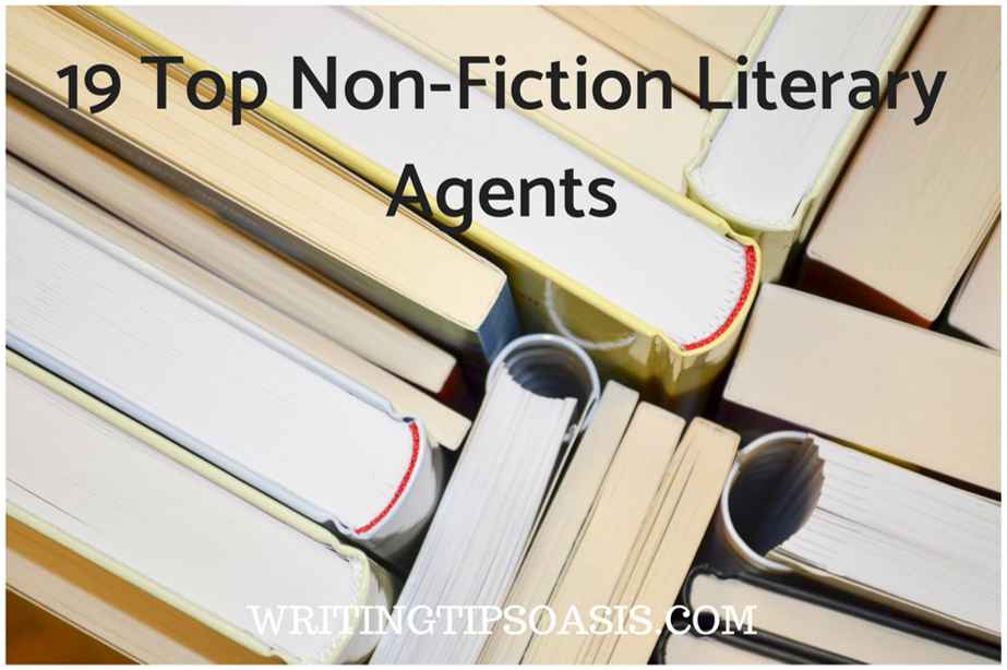 non-fiction literary agents