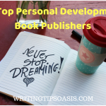 20 Top Personal Development Book Publishers