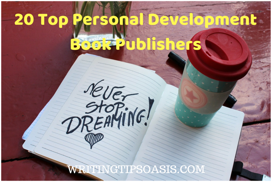 personal development book publishers