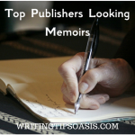 19 Top Publishers Looking for Memoirs