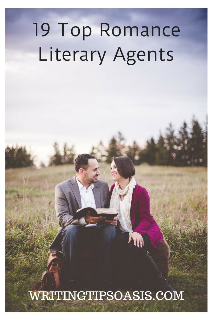 19 Top Romance Literary Agents - Writing Tips Oasis