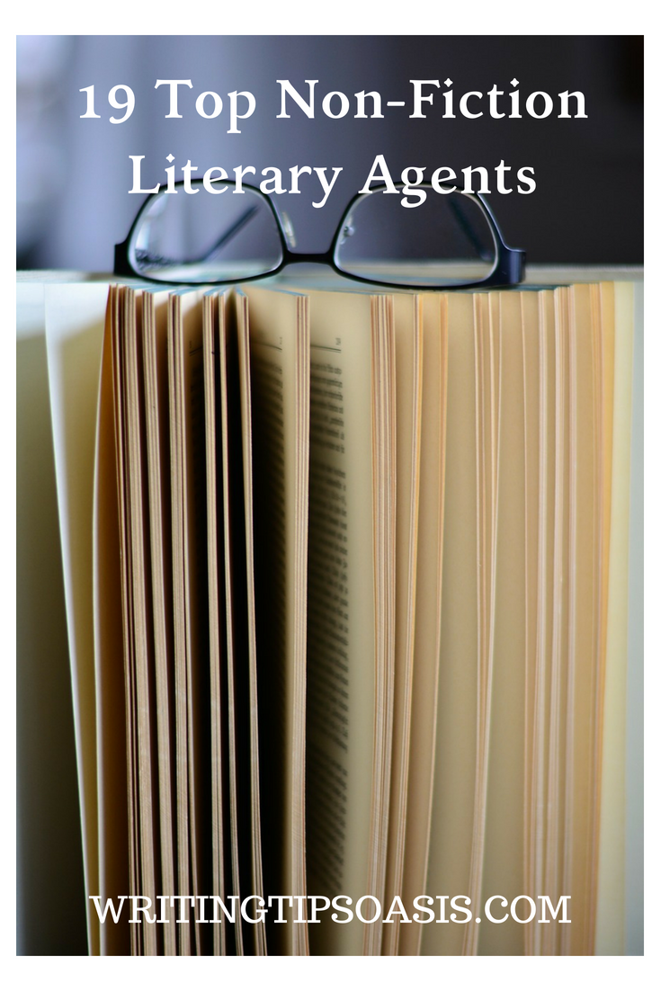 top non-fiction literary agents