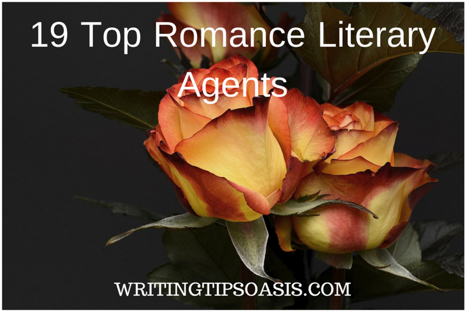 top romance literary agents