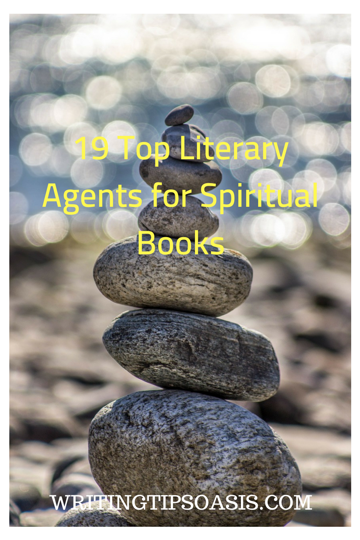 best literary agents for spiritual books