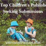 19 Top Children's Publishers Seeking Submissions