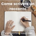 come scrivere un racconto