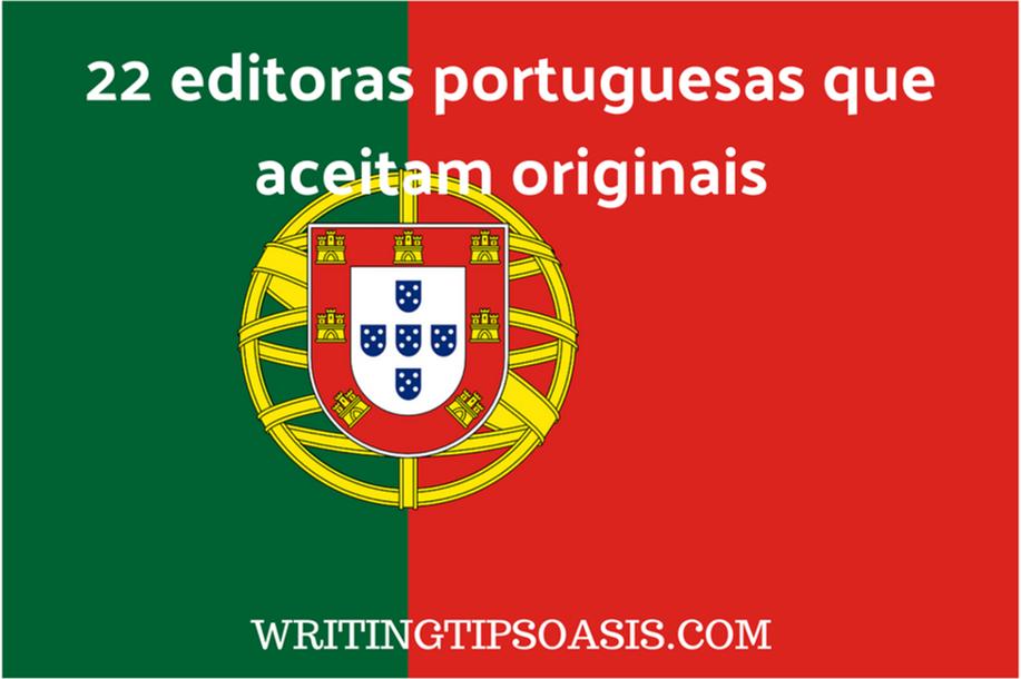 editoras portuguesas que aceitam originais