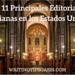 editoriales cristianas en los estados unidos