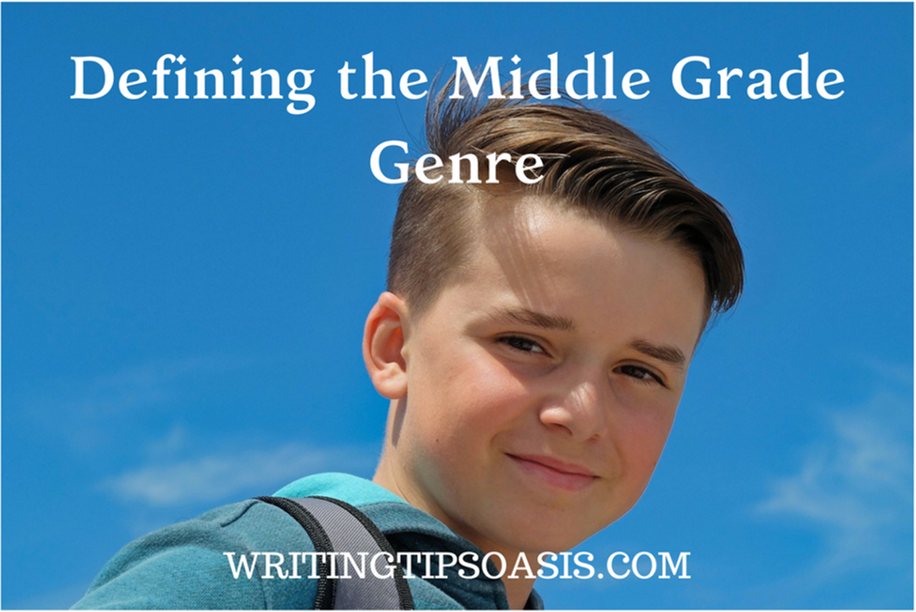 how to write a middle grade novel