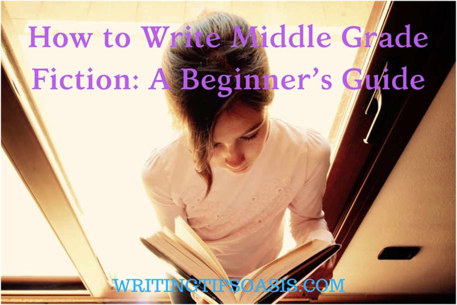 how to write middle grade fiction
